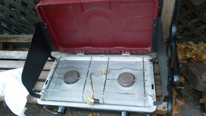 portable gas stove very good condition or best offer