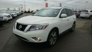 2013 Nissan Pathfinder PLATINUM AWD Accident Free,  Navigation (