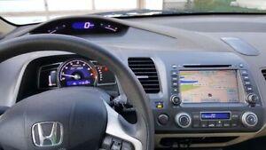 2008 Honda civic Hybrid with NAV and Backup camera, Bluetooth