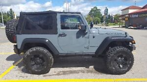 2015 Jeep Wrangler Rubicon Cambridge Kitchener Area image 1
