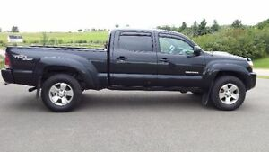 2010 Toyota Tacoma TRD Sport Pickup Truck Crew Cab