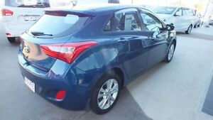 2014 Hyundai i30 GD2 MY14 SE Dazzling Blue 6 Speed Manual Hatchback Townsville Townsville City Preview