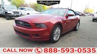 2013 Ford Mustang RWD V6 Premium Convertible Coupe