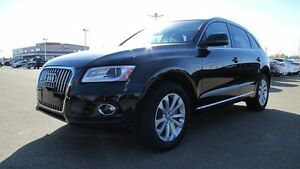 2014 Audi Q5 AWD KOMFORT Leather,  A/C,
