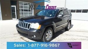 2010 Jeep Grand Cherokee AWD LIMITED LEATHER