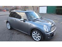 2004 MINI COOPER SUPERCHARGED 163 BHP, MORE POWER THAN THE AVERAGE MINI