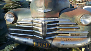 Chevrolet Grille and parts wanted