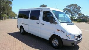 2004 Mercedes-Benz Sprinter 316 CDI LWB White 5 Speed Automatic Van Condell Park Bankstown Area Preview