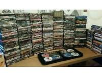 Huge epic Dvd collection