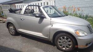 2005 Chrysler PT Cruiser Convertible-Great On Gas Only 2,200.00