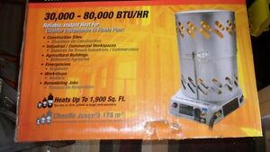 Convection construction heater for sale