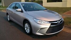 2017 Toyota Camry AVV50R MY16 Altise Hybrid Silver Pearl Continuous Variable Sedan Sunnybank Hills Brisbane South West Preview
