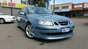 2008 Saab 9-3 MY08 Vector 2.0T Blue 5 Speed Auto Sensonic Sedan Victoria Park Victoria Park Area Preview