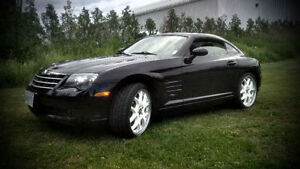 Chrysler Crossfire made in Germany
