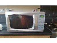 digital microwave oven