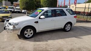2013 Ford Territory SZ TX Seq Sport Shift AWD White 6 Speed Sports Automatic Wagon Acacia Ridge Brisbane South West Preview