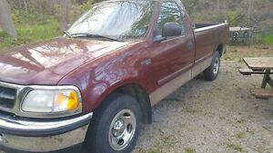 1997 Ford F-150 Yes Pickup Truck
