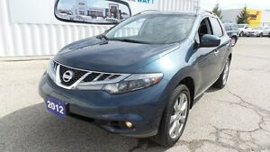 2012 Nissan Murano Leather, Local Trade In