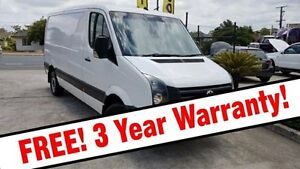 2013 Volkswagen Crafter 2EH1 MY14 35 High Roof LWB TDI300 White 6 Speed Manual Van Acacia Ridge Brisbane South West Preview