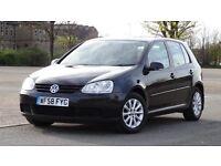 2008 (58) Volkswagen Golf 1.9TDI Diesel Match FSH (DAB Stereo) (Parking Sensors) 1.9 TDI