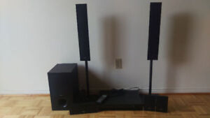 MINT Sony 5.1 600 Watt Home Theatre System with DVD Player