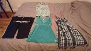 S-XS clothing Lot