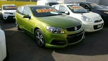 2014 Holden Commodore  Green Sports Automatic Wagon Dandenong Greater Dandenong Preview