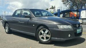 2007 Holden Crewman VZ MY06 S Grey 4 Speed Automatic Utility Bungalow Cairns City Preview