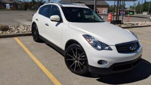 2011 Infiniti EX35 Luxury,All wheel drive,Leather,Heated seats