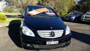 2007 Mercedes-Benz B200 245 Continuous Variable Hatchback Ingleburn Campbelltown Area Preview