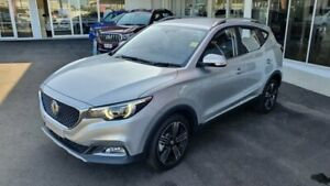 2019 MG ZS AZS1 MY19 Excite 2WD Sterling Silver 4 Speed Automatic Wagon