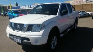 2009 Nissan Navara D40 ST (4x4) 5 Speed Automatic Dual Cab Pick-up Wangara Wanneroo Area Preview
