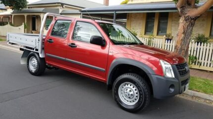 2007 Holden Rodeo RA MY06 Upgrade LX 4 Speed Automatic Crew Cab P/Up