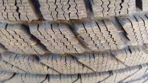 "FS: 16"" Toyo Observe Garit KX Winter Tire 205 55 16 5x112 Oakville / Halton Region Toronto (GTA) image 7"