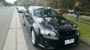 2008 Holden Ute Black Sports Automatic Utility Dandenong Greater Dandenong Preview