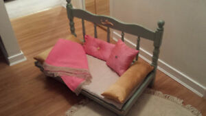 Custom Shabby Chic Dog Beds - Perfect for your pampered pooch!