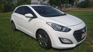 2015 Hyundai i30 GD3 Series II MY16 SR White 6 Speed Sports Automatic Hatchback Winnellie Darwin City Preview