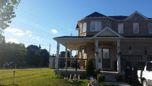 Spacious 4 Bdrm House for Lease in Whitby @ Brock/Taunton $2100