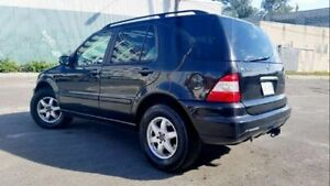 2003 Mercedes-Benz ML 500 SUV Crossover GREAT PRICE MUST SELL!!!
