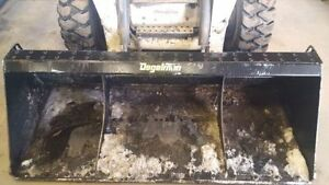 "84"" DEGELMAN BUCKET - WELL BUILT - SKIDSTEER / SKID STEER"
