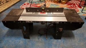 MasterGrip Router Table