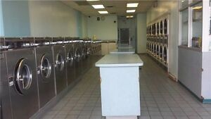 Fully Unattended Coin Laundry for Sale with Property