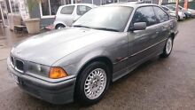 1998 BMW 318IS E36 Sport Grey 4 Speed Automatic Coupe Maidstone Maribyrnong Area Preview