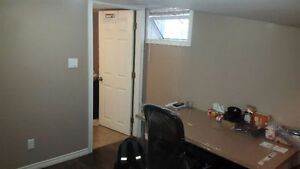 a room near UofW with private bathroom hydro&internet included