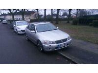 Lexus IS200 02Reg Sale/px/Swap