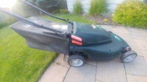"Craftsman 19"" Electric lawn mower"