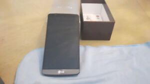 LG G3 CELL PHONE - ROGERS