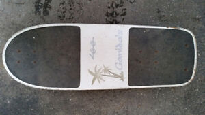 LARGE WHITE SKATEBOARD
