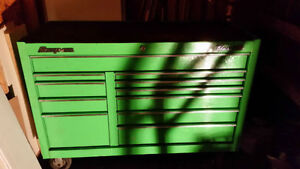 used -Snapon classic 78 tool chest = trade for, car,truck,seadoo