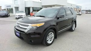 2013 Ford Explorer XLT 4WD Local Trade In!